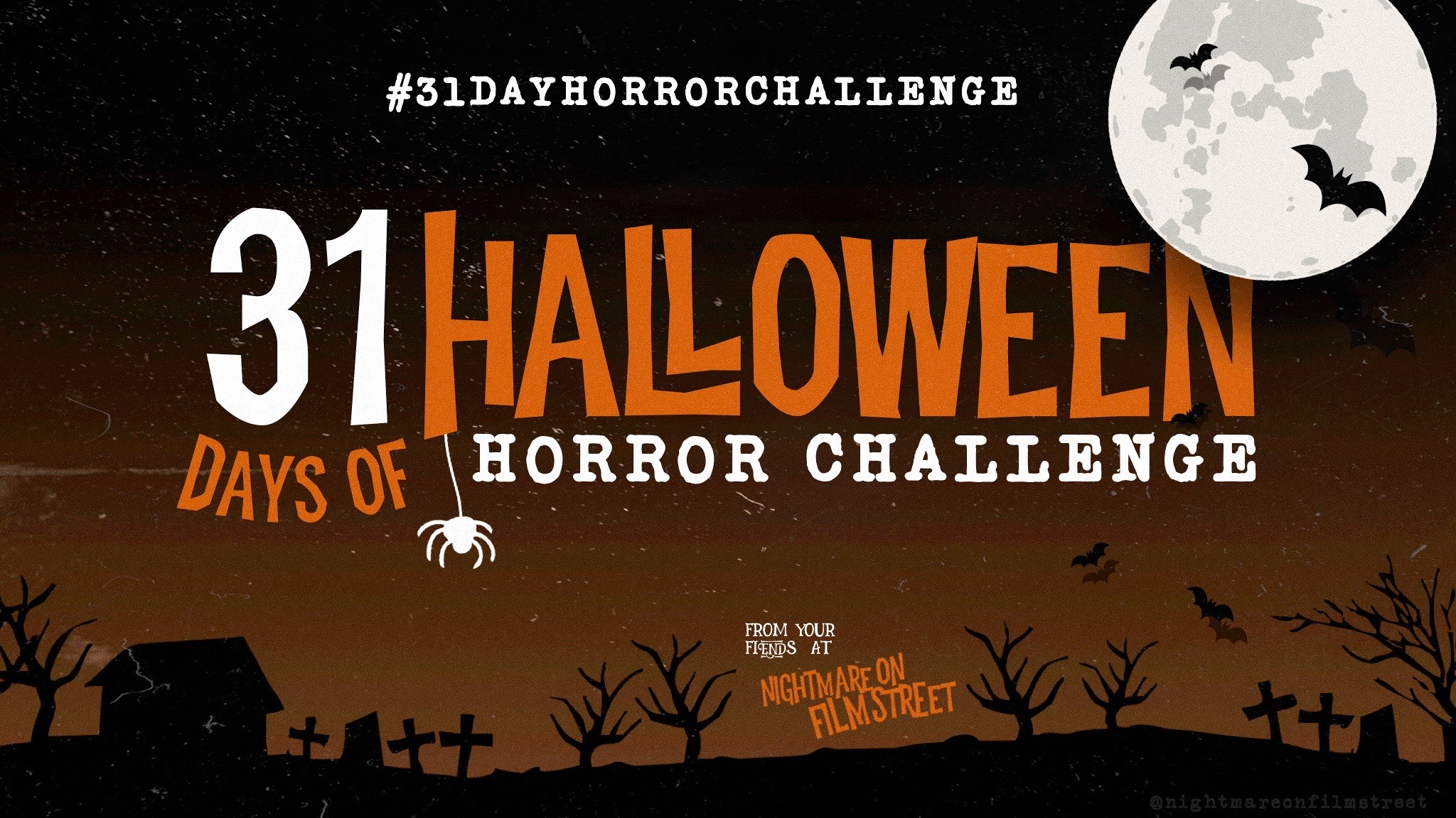 31 day horror challenge halloween movie marathon