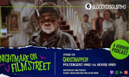 [Podcast] Ghostnapped! POLTERGEIST vs. HOUSE