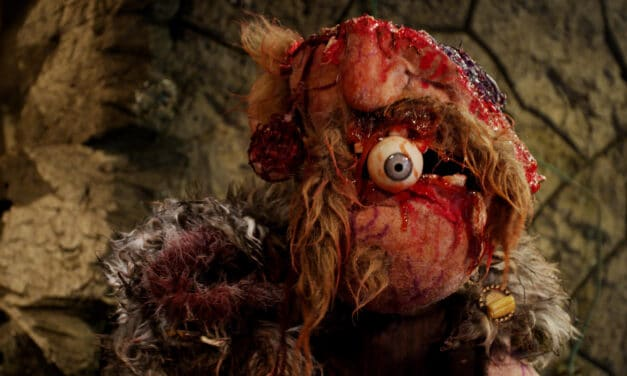 [Exclusive Interview] FRANK AND ZED Director Jesse Blanchard Explains Just What Goes Into Making a Puppet's Head Explode
