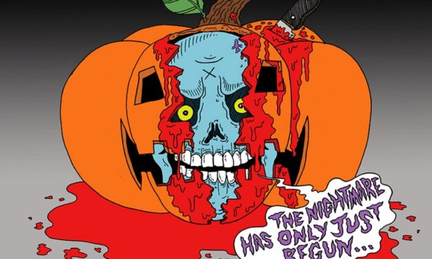 [Review] Spice Up Your Halloween Playlist…Again! With Sean Keller's REVENGE OF THE KILLER SOUNDS OF HALLOWEEN