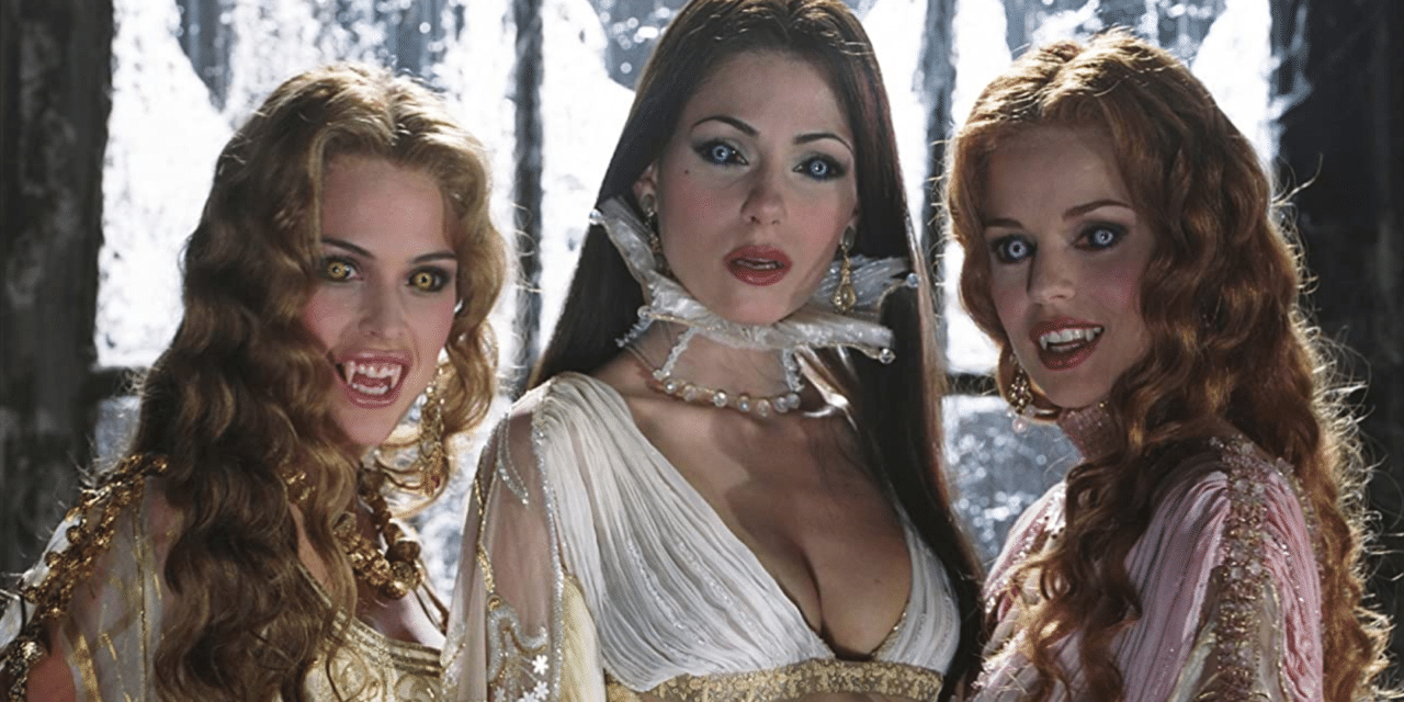 [#31DayHorrorChallenge] The Top 10 Most Fangtastic Female Vampires