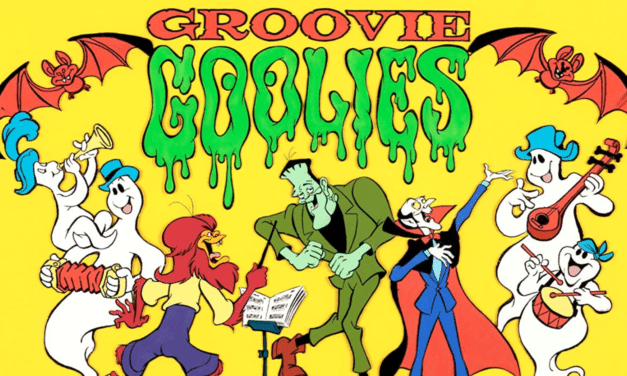 [Saturday Morning Scares] GROOVIE GOOLIES Is A Rockin' Monster Mash!