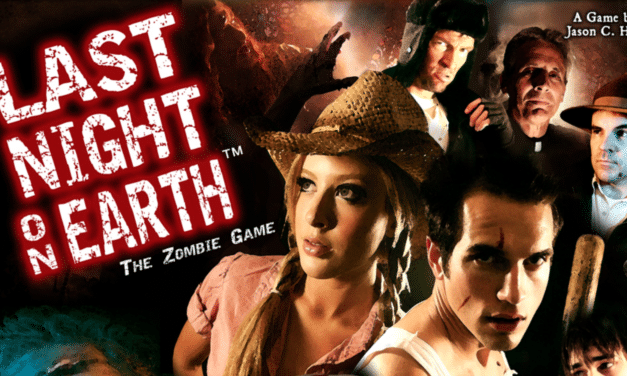 [Table Top Terrors] Celebrate Your LAST NIGHT ON EARTH With an Epic Zombie Battle