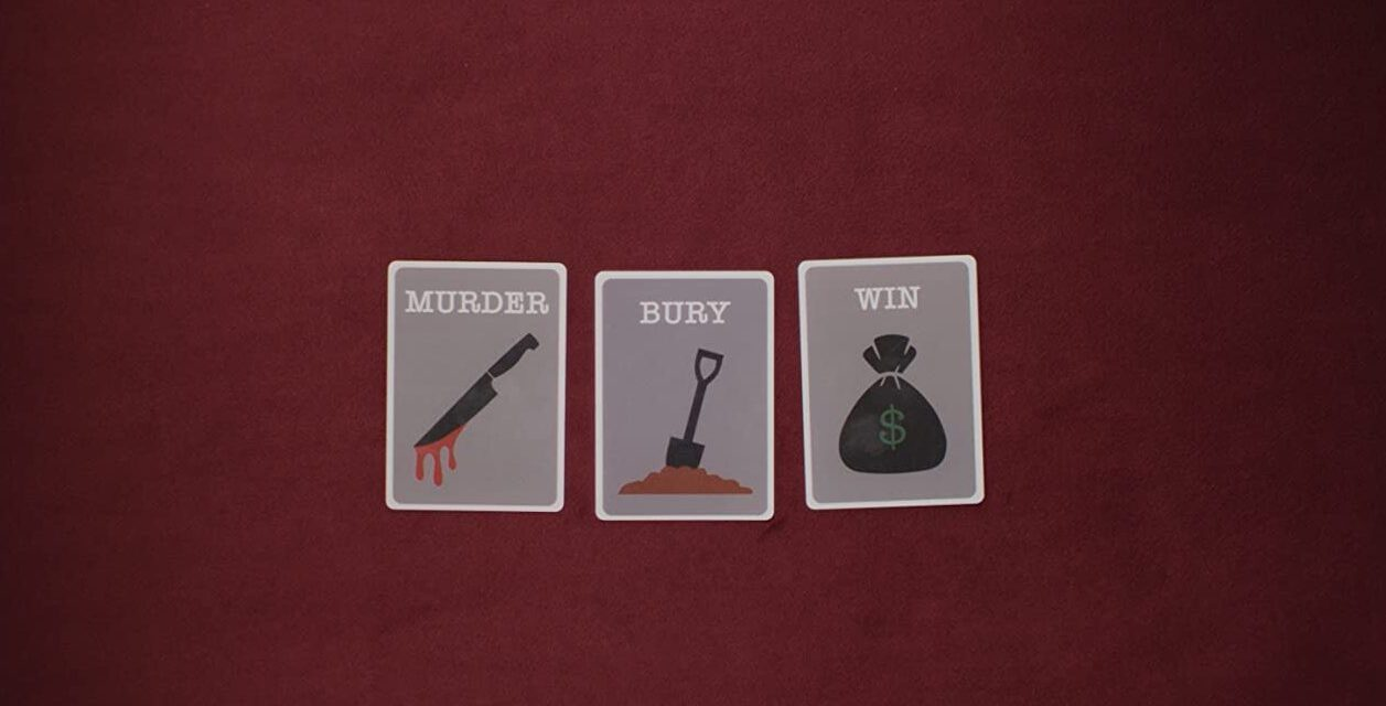 [AFF Review] You're Invited To Play A Dangerous Game in MURDER BURY WIN