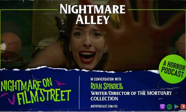 [Podcast] Nightmare Alley: In Conversation with Ryan Spindell, Writer/Director of THE MORTUARY COLLECTION