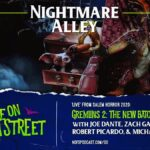 "[Podcast] Nightmare Alley: GREMLINS 2: THE NEW BATCH 30th Anniversary Reunion (""Live"" From Salem Horror Fest 2020)"
