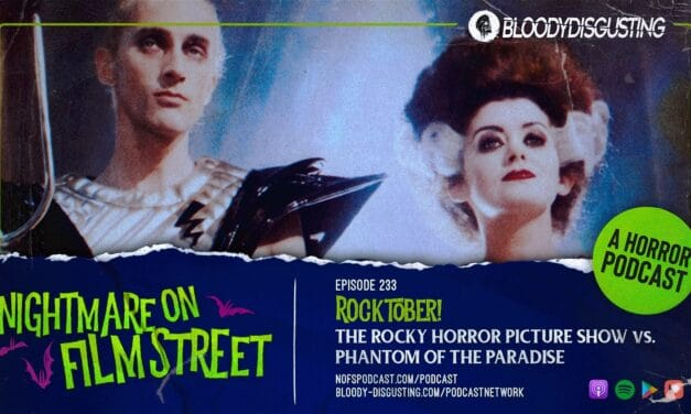 [Podcast] ROCKTOBER! 🎸 THE ROCKY HORROR PICTURE SHOW vs. PHANTOM OF THE PARADISE