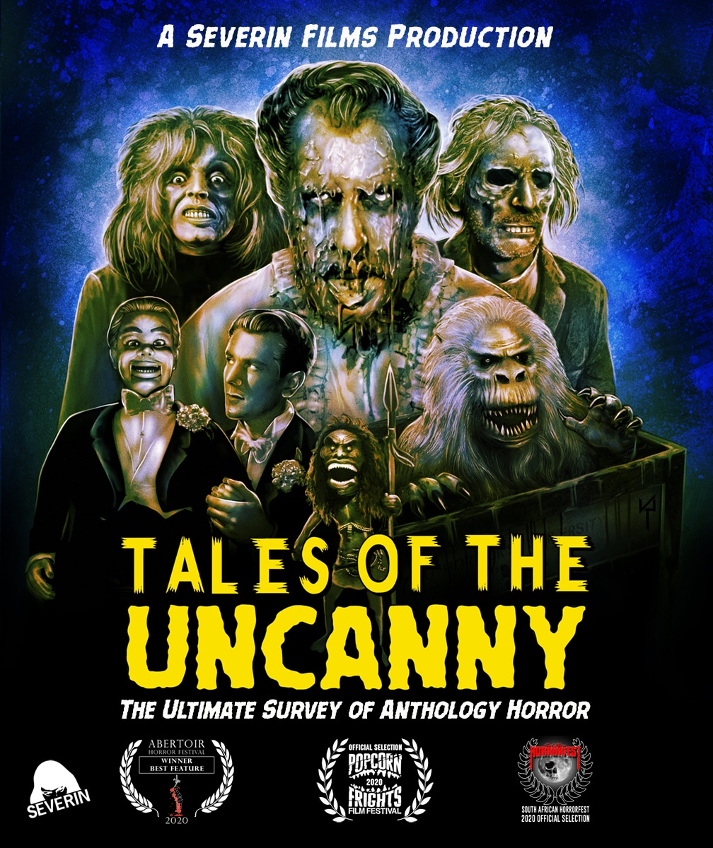 Tales of the Uncanny Poster