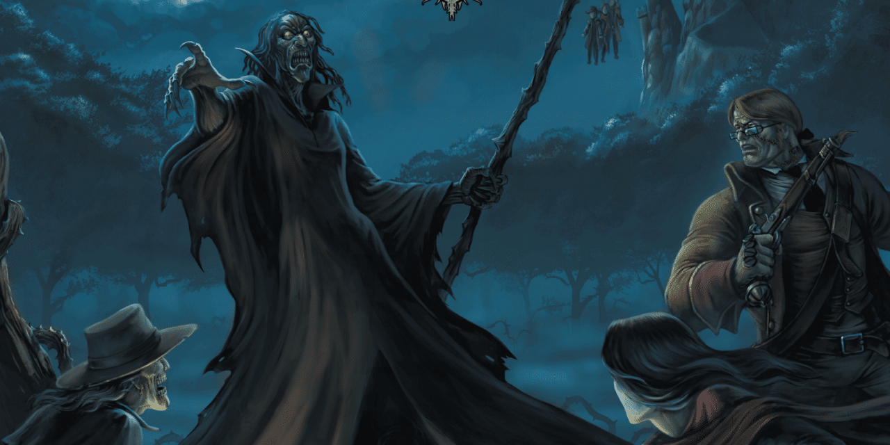 [Table Top Terrors] Unleash Your Inner Monster and Take Back the Night With ACCURSED