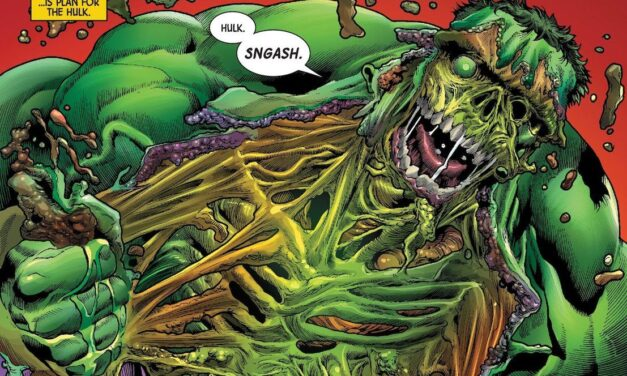 [Exclusive Interview] Writer Al Ewing Discusses The Horror Influences Hiding Beneath The Surface of Marvel Comics Series IMMORTAL HULK