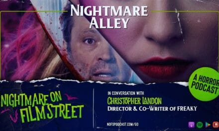 [Podcast] Nightmare Alley: In Conversation with Christopher Landon, Director and Co-Writer of FREAKY