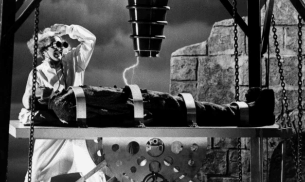 [Science of the Scare] Just Zap It Alive: Life Out Of Lightning From FRANKENSTEIN To Today