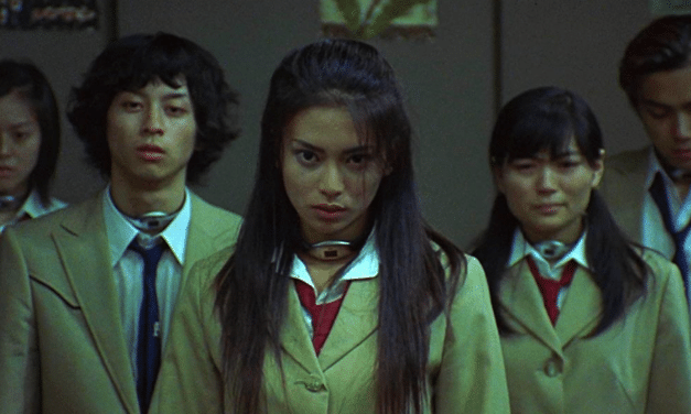 Reflecting on Dystopias and Video Games in BATTLE ROYALE on its 20th Anniversary