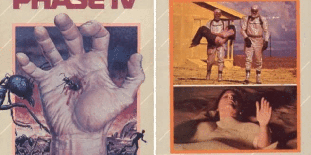 [Video Vault] The End Is Surreal In Saul Bass' PHASE IV