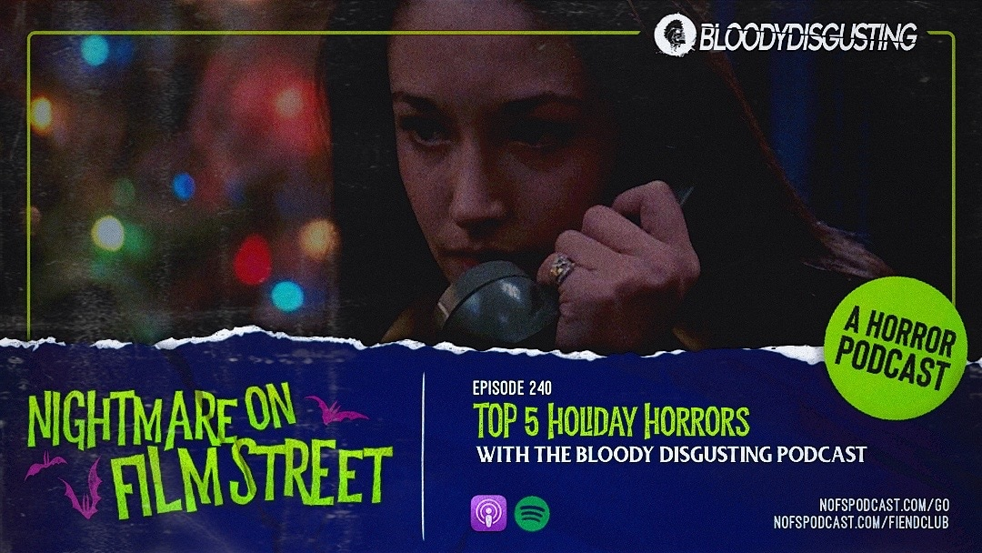 [Podcast] Top 5 Holiday Horrors with The Bloody Disgusting Podcast 🎄🎅🪓