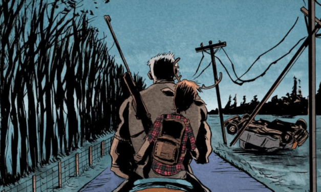 [Graphic] Post-Apocalyptic Fable SWEET TOOTH Is Both Timeless And Perfect For 2020