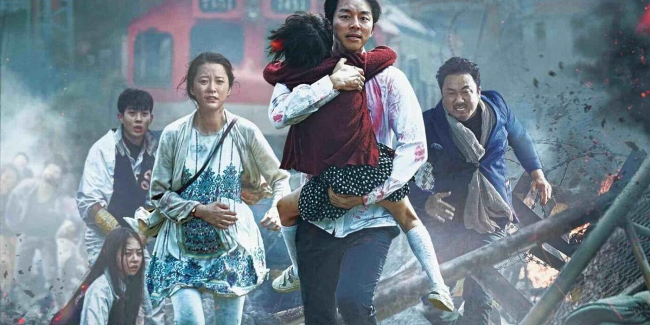 [Will Mom Like This?] How TRAIN TO BUSAN Became My Mom's Christmas Miracle