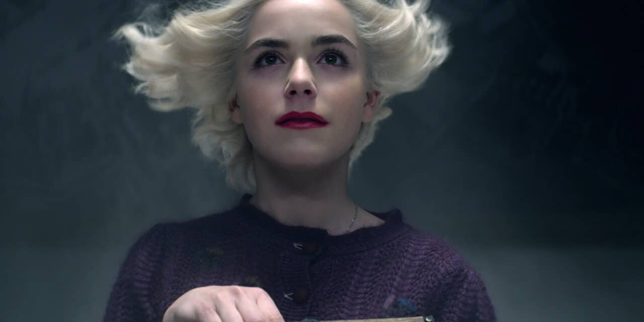 [Review] THE CHILLING ADVENTURES OF SABRINA: PART 4 is a Proper Sendoff Full of Eldritch Terrors