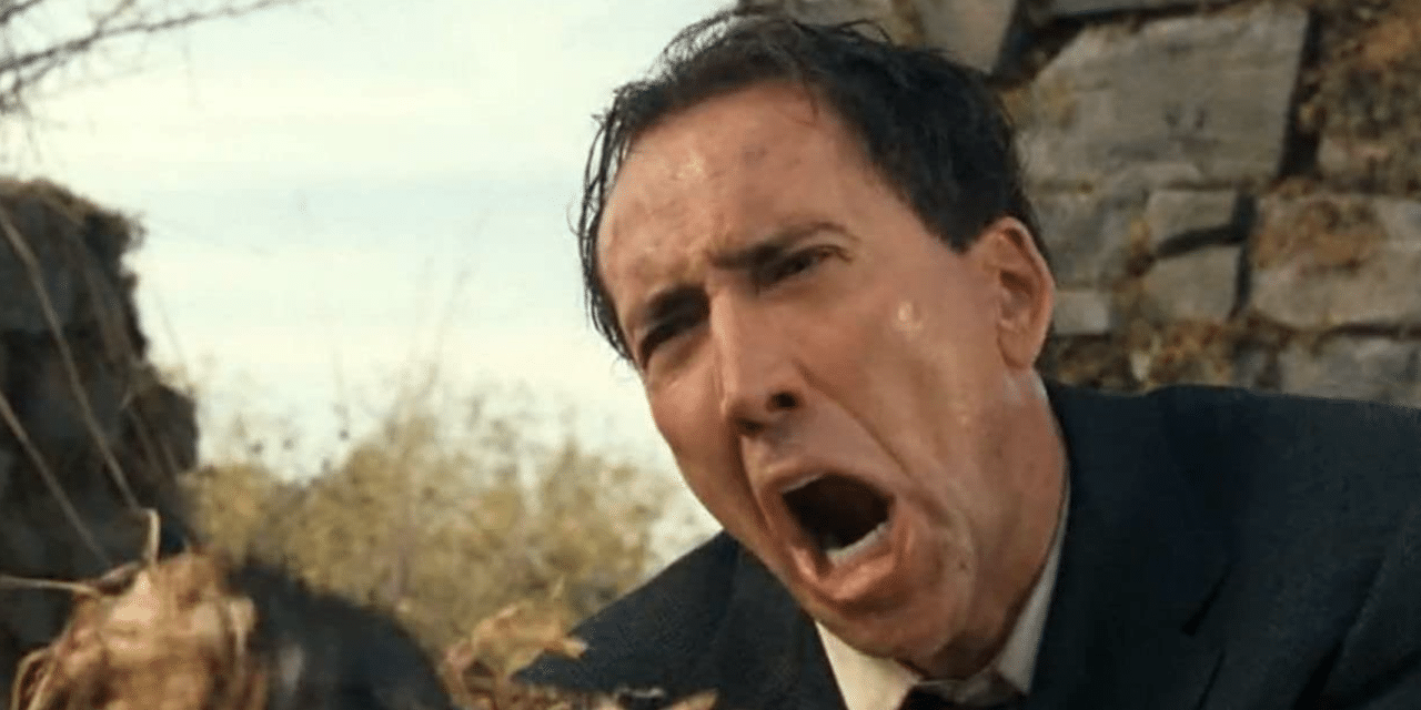 [Awfully Good] Is THE WICKER MAN Nicolas Cage's Cagest Performance?
