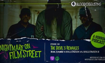 [Podcast] The Devil's Remakes: Rob Zombie's HALLOWEEN vs. Rob Zombie's HALLOWEEN II