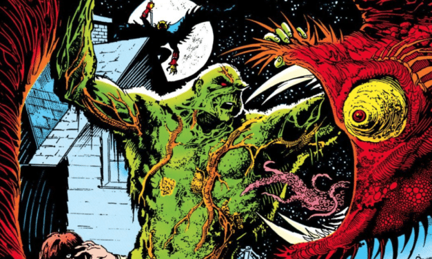[Graphic] Reborn in the Green: How Alan Moore, Stephen Bissette, And John Totleben Reinvented SWAMP THING