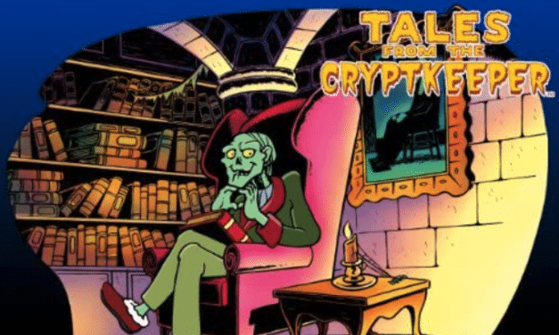 [Saturday Morning Scares] Start Your New Year with TALES FROM THE CRYPTKEEPER!