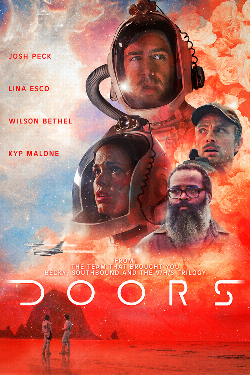 Doors Sci-fi Anthology Poster