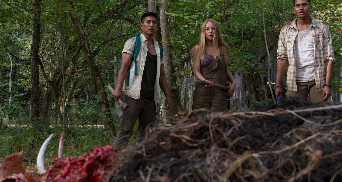 [Review] Meat is Off the Menu in the WRONG TURN Reboot