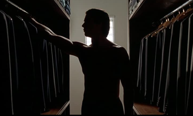 """[Scene of the Scream] """"Why Are There Copies Of The Style Section All Over The Place?:"""" Set-Dressing AMERICAN PSYCHO"""