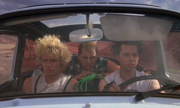 [Gut The Punks!] Penelope Spheeris Had A Talent For Making Movies About DUDES