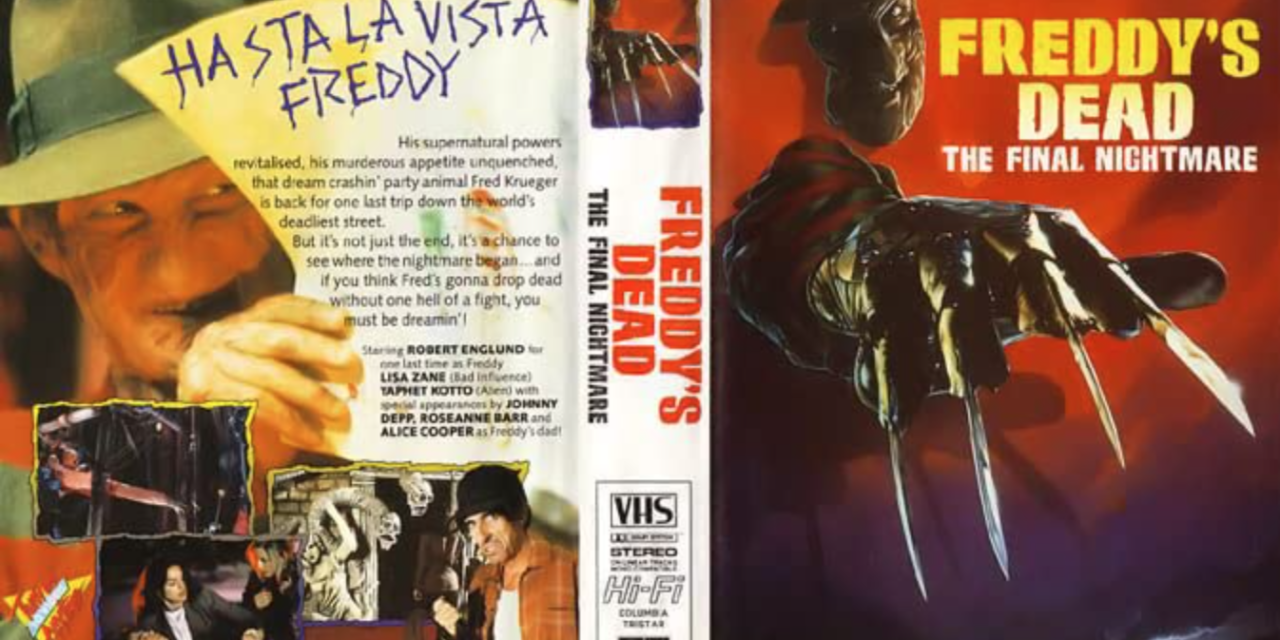 [Video Vault] He'll Get You and Your Little Soul Too in Rachel Talalay's FREDDY'S DEAD: THE FINAL NIGHTMARE