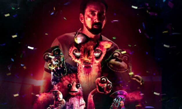 [Review] Nicolas Cage Battles Evil Animatronics in WILLY'S WONDERLAND and We Likey