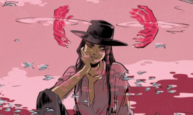 [Graphic] Reaper, God, and Mortal: Meet Death's Daughter in PRETTY DEADLY