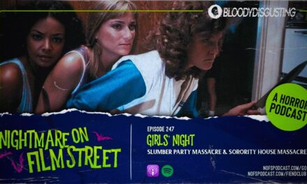 [Podcast] Girls' Night: SLUMBER PARTY MASSACRE + SORORITY HOUSE MASSACRE