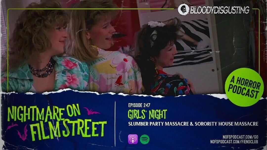 sorority house massacre - nightmare on film street | a horror podcast