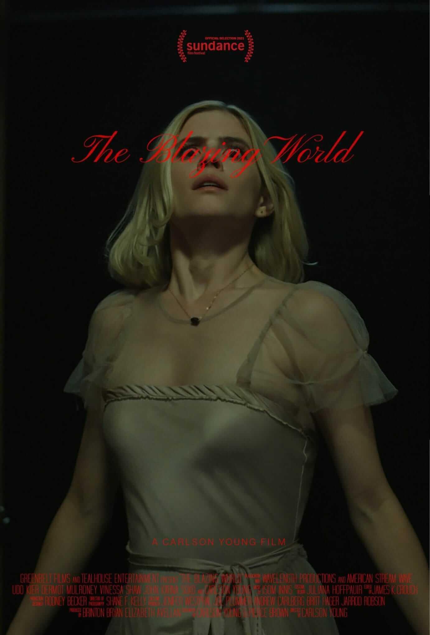 The Blazing World - Poster