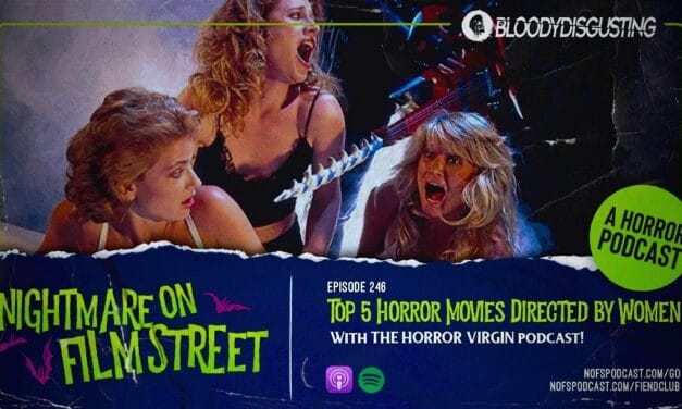 [Podcast] Top 5 Horror Movies Directed By Women with The Horror Virgin Podcast