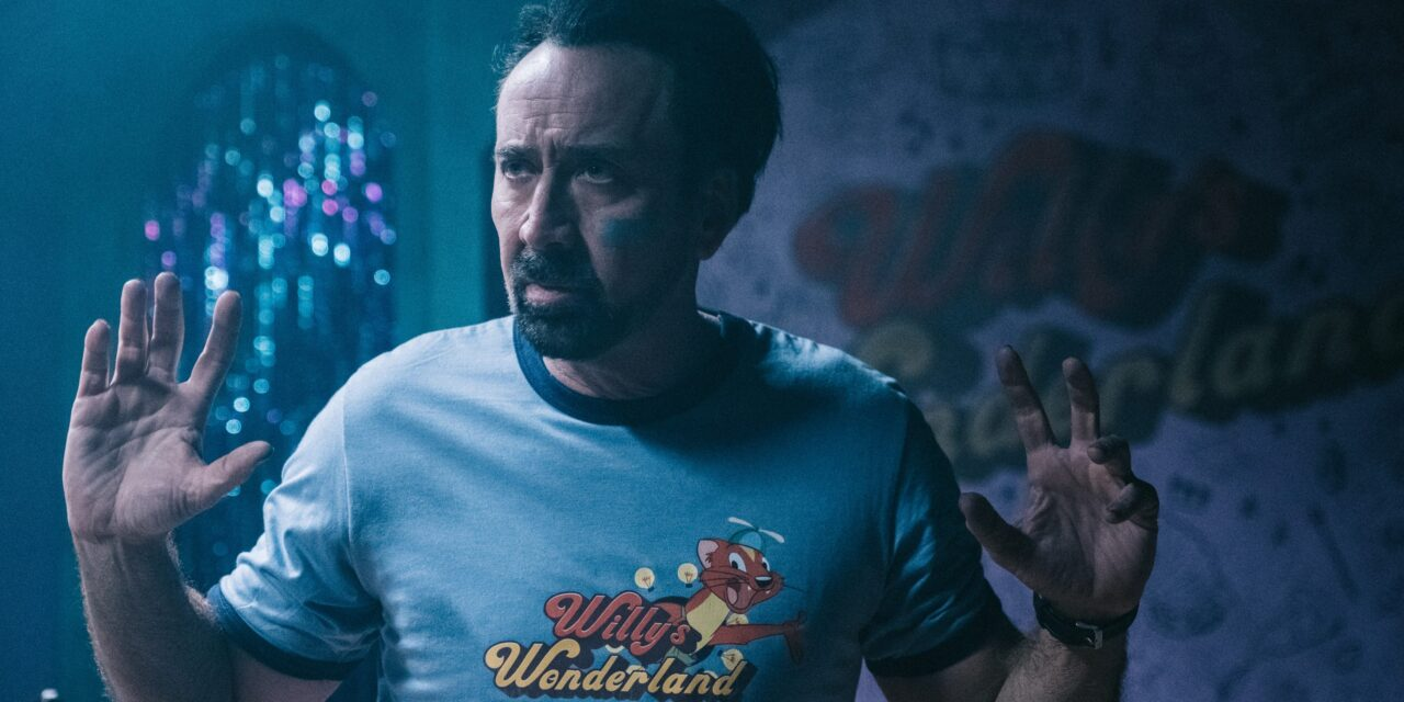 [Exclusive Interview] WILLY'S WONDERLAND Composer Émoi Shares How He Scored a Silent Nicolas Cage