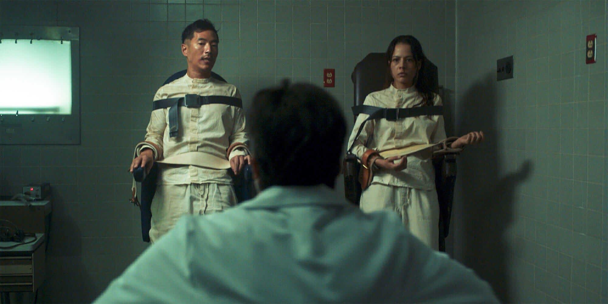 Phobias still featuring Leonardo Nam and Martina García