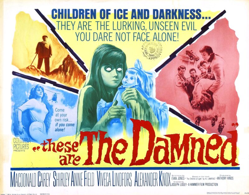 These Are The Damned(1963)