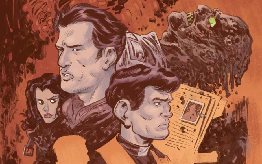 [Graphic] Escape Damnation with Oni Press's HELLBREAK