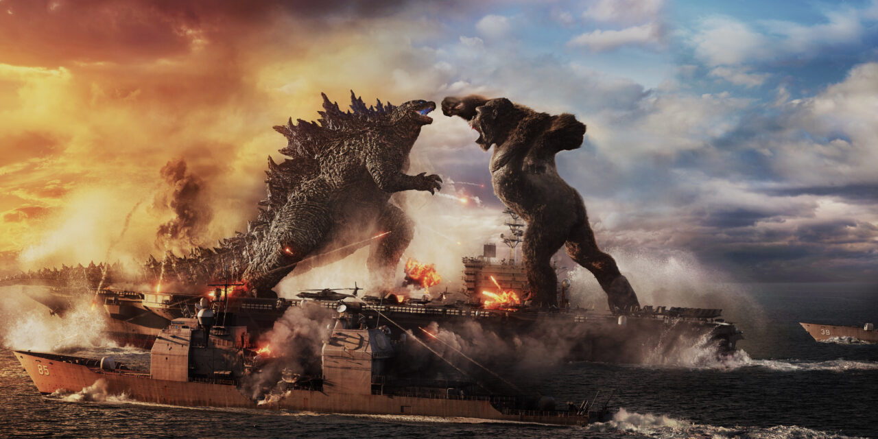 [Review] GODZILLA VS. KONG is A Monster-Sized Knockout 🥊