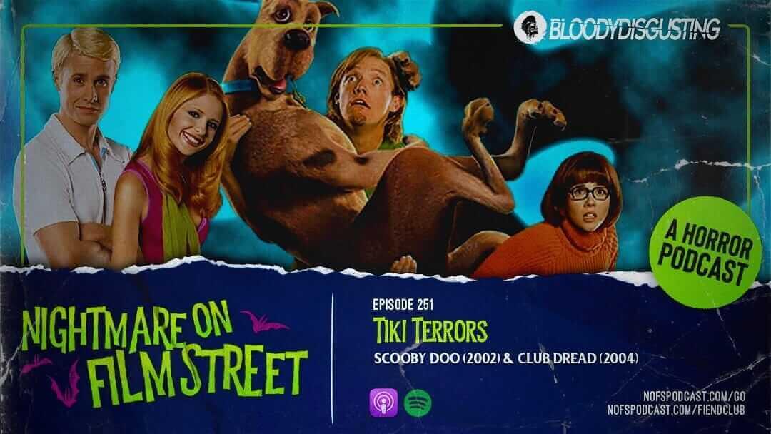 [Podcast] Tiki Terrors: SCOOBY-DOO + CLUB DREAD