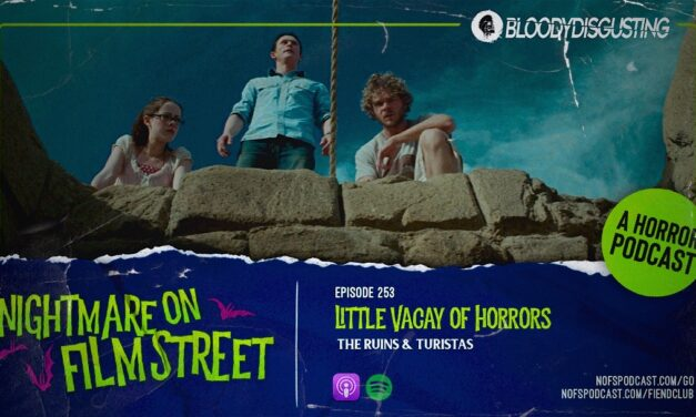 [Podcast] Little Vacay of Horrors: THE RUINS + TURISTAS