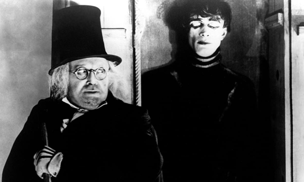 [Silver Screams] THE CABINET OF DR. CALIGARI: Broken Minds and Broken Memories at the Dawn of Horror Film
