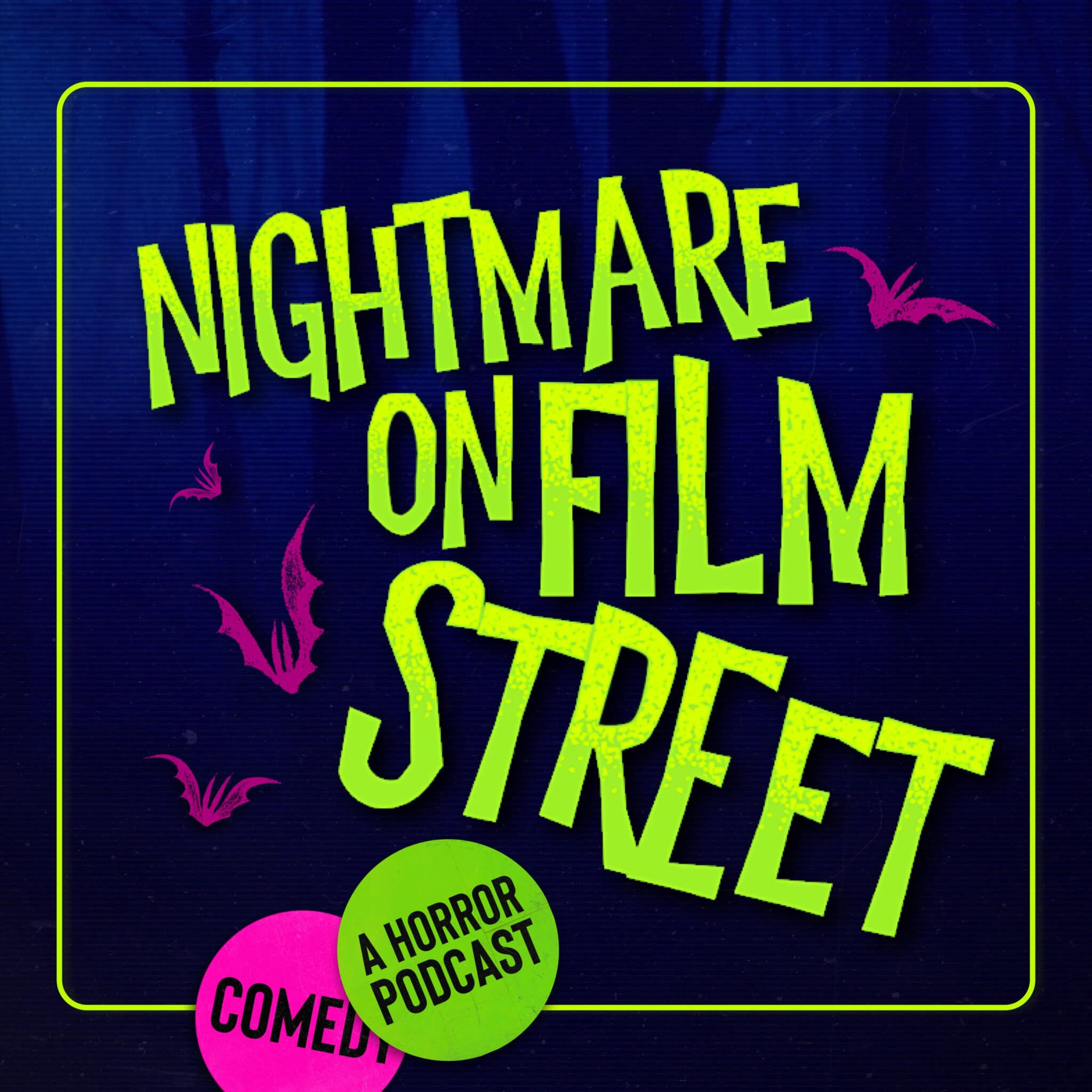 nightmare on film street logo