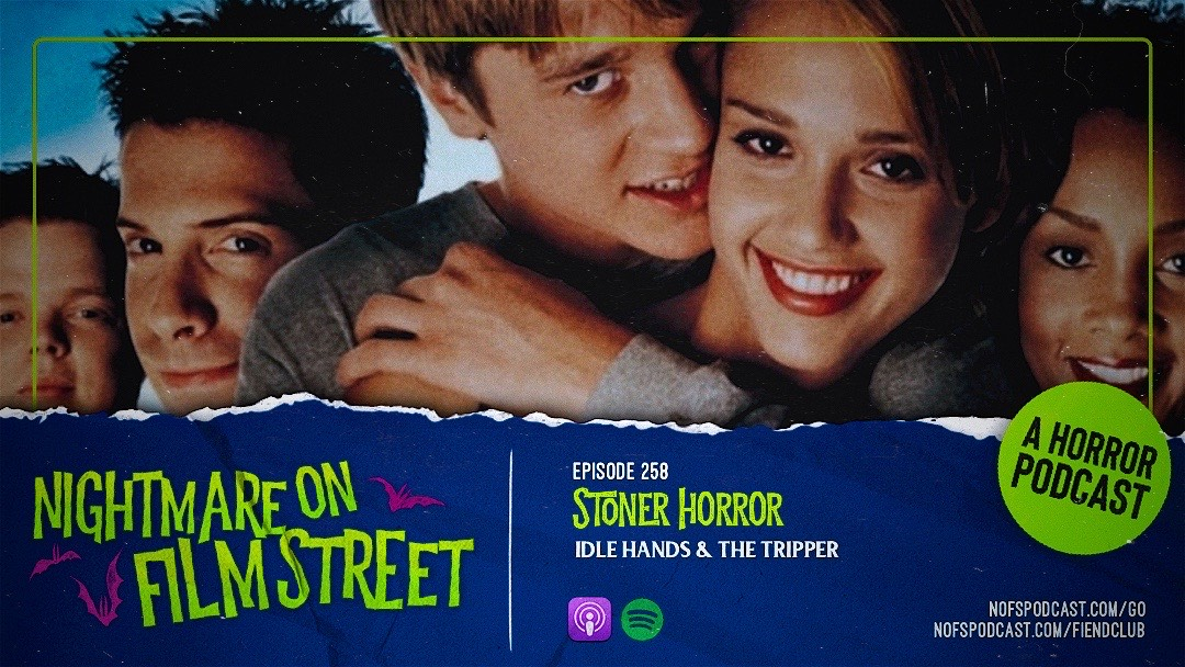 [Podcast] Stoner Horrors: Idle Hands + The Tripper