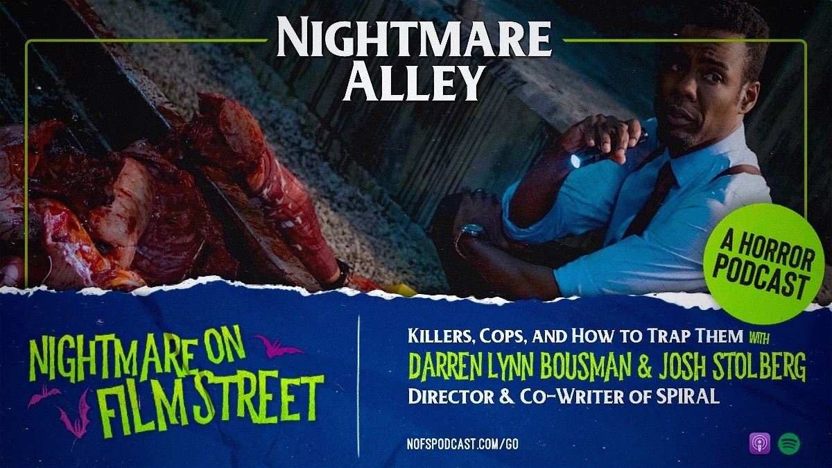 spiral from the book of saw nightmare on film street podcast interview with darren lynn bousman and josh stolberg 2