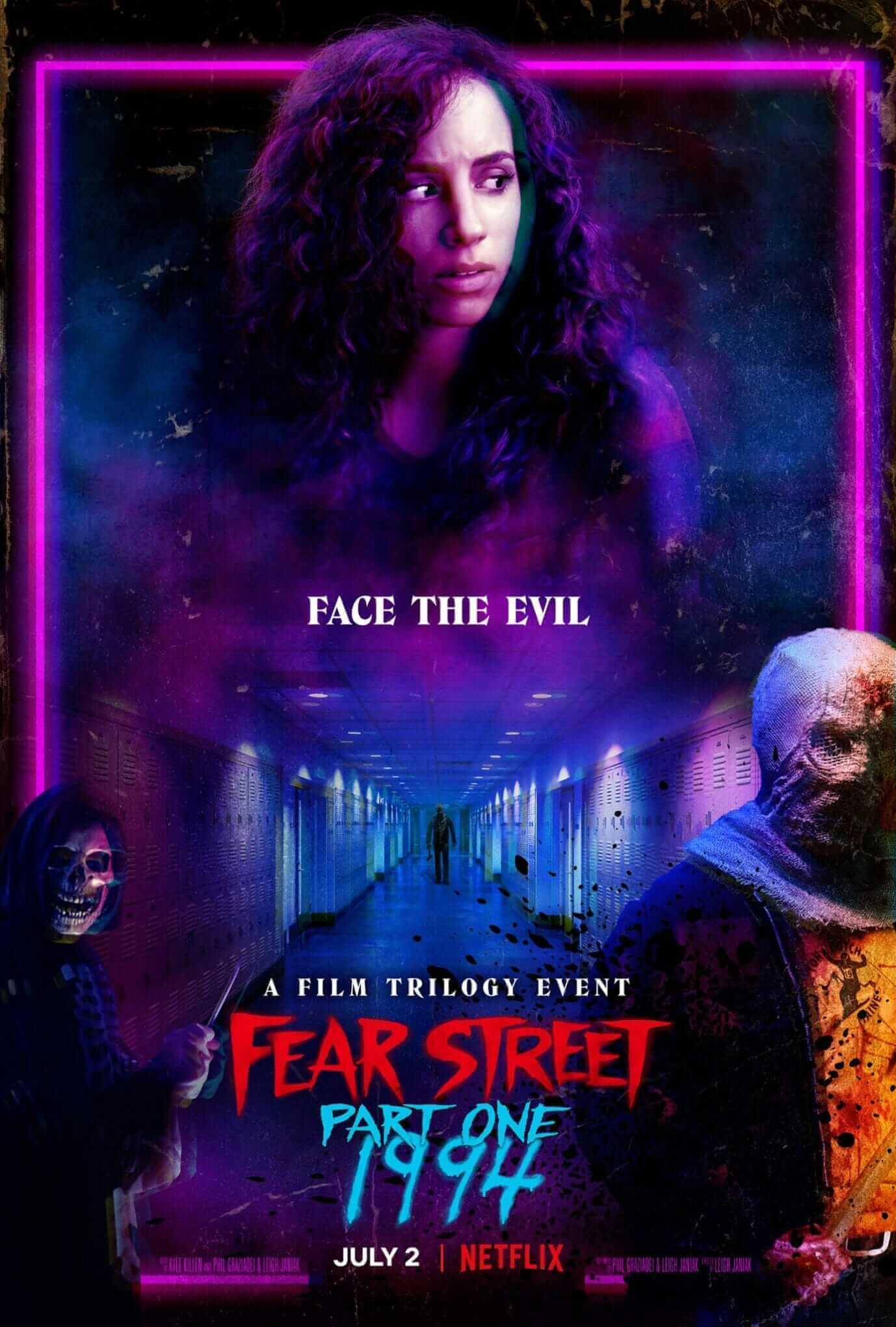 Fear Street Part I: 1994 - Poster