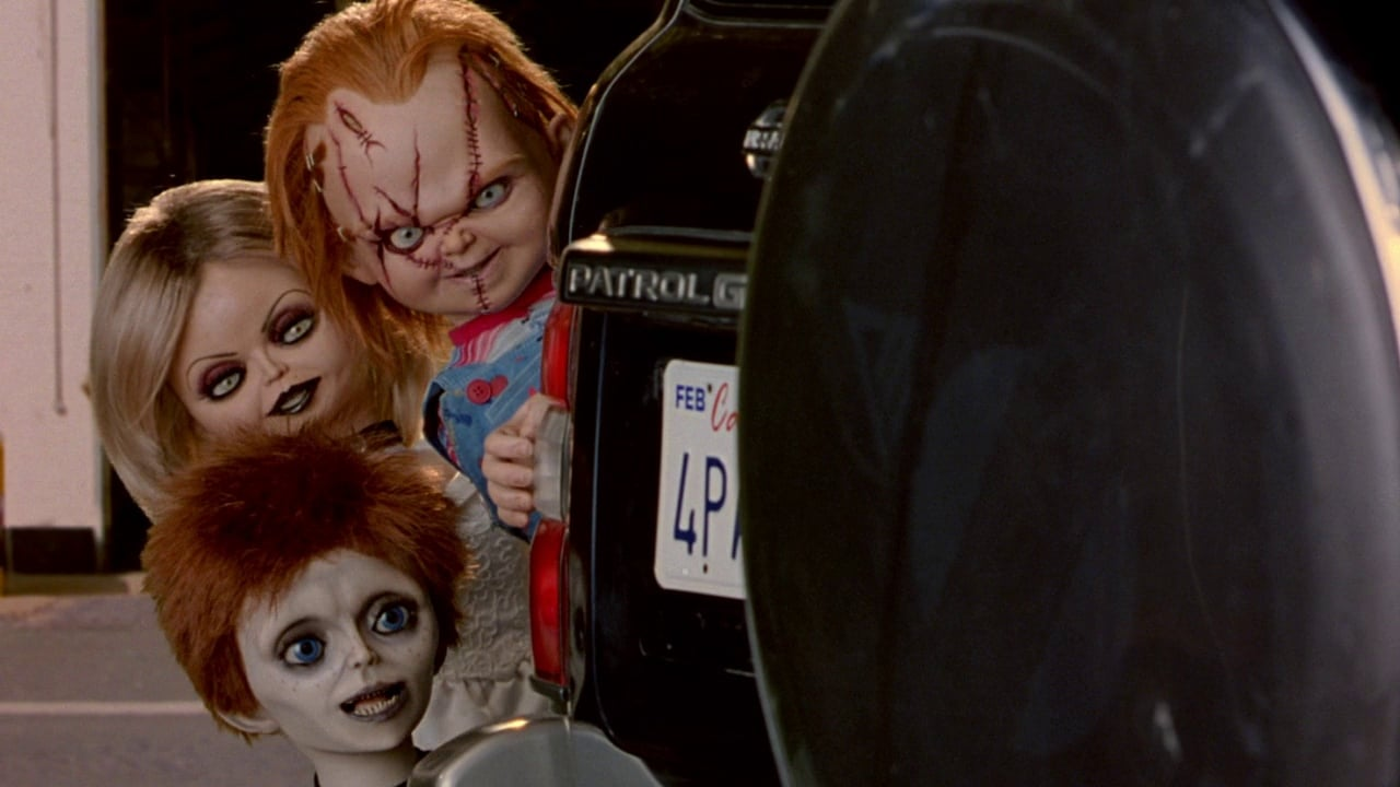 Seed of Chucky - the family hunts